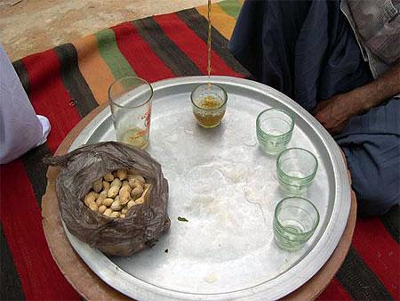 Le thé à l'algérienne ! pt28307
